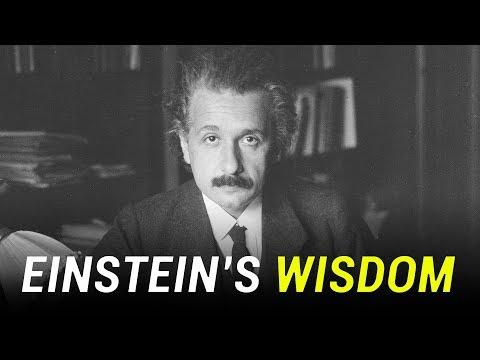Inspiring Quotes From Albert Einstein