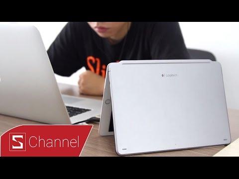 Schannel – S90 : Đánh giá Dock bàn phím Logitech Ultrathin Cover iPad Air 2 trong 90s