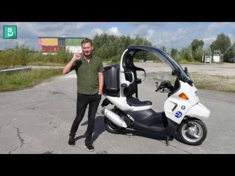 Bmw C1 Review Weird Or Wonderful Ahead Of It S Time Demuro Style