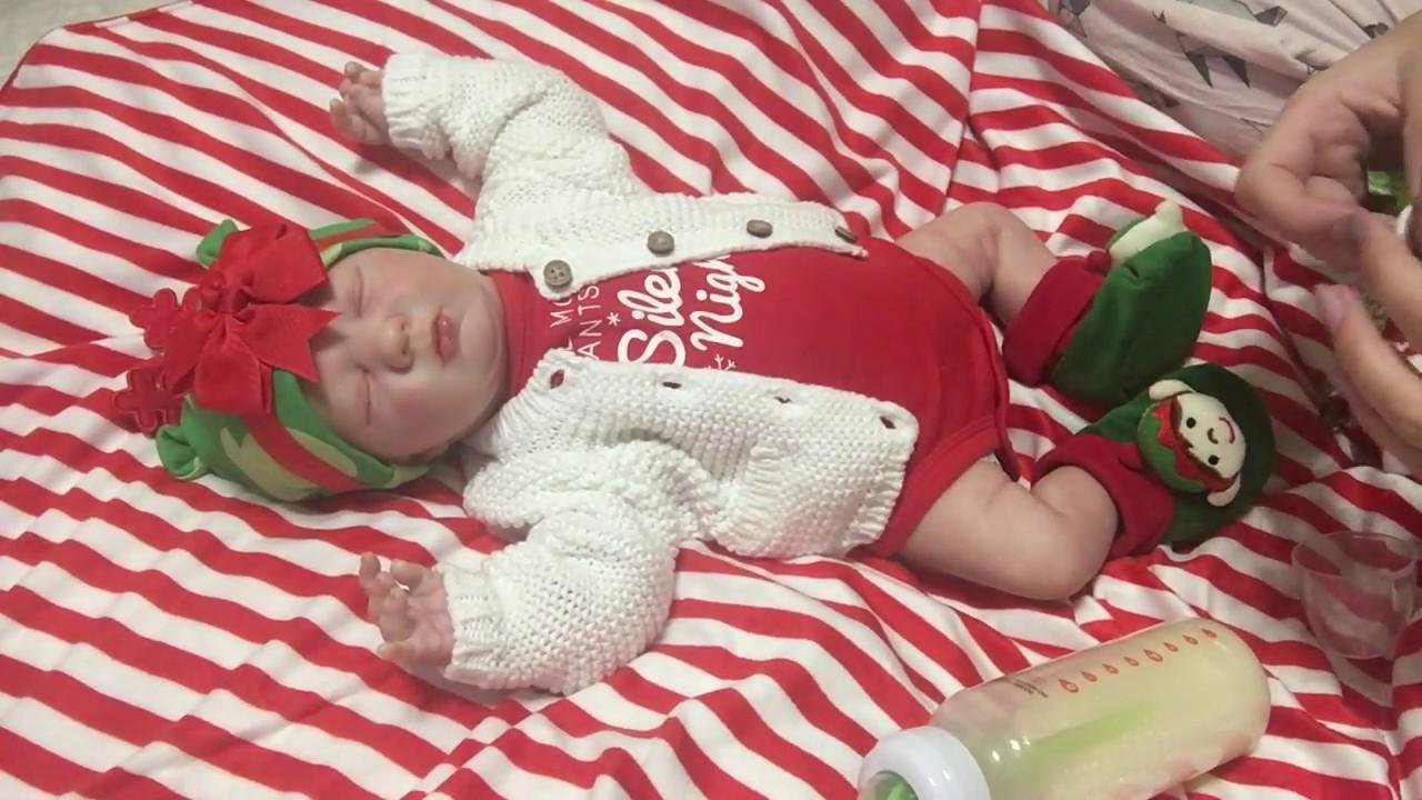 Precious Reborn Christmas Clothes Change Life Like Reborn