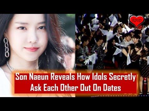 kpop idols dating rumor
