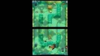 Away: Shuffle Dungeon Nintendo DS Gameplay - Forest Dungeon
