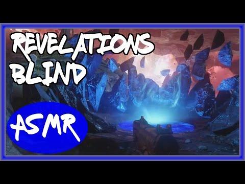 ASMR BLIND RUN Revelations Zombie Map Black Ops 3 (Whispered)