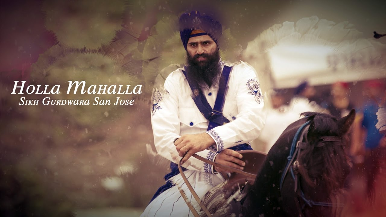 Holla Mahalla San Jose Gurdwara 2017 - Highlight Video