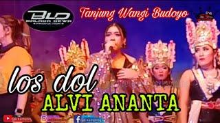 LOS DOL    ALVI ANANTA   TANJUNG WANGI BUDOYO#LIVE PANTAI LAMPON