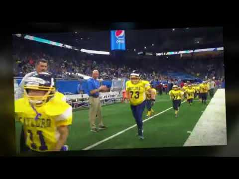 Nice Detroit Lions Halftime Youth Football 81917 YouTube  for cheap