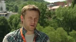Vassily Sigarev Wolfy interview Karlovy Vary