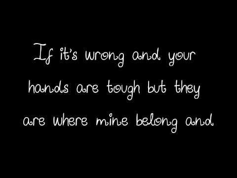 Taylor Swift  Ours  Lyrics on Screen