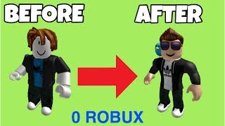 How To Be COOL without ROBUX - Roblox