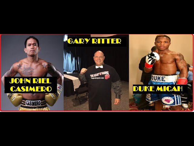 Boxing News: John Riel Casimero, Duke Micah, David Benavidez stops Roamer Angulo, & Garry Ritter