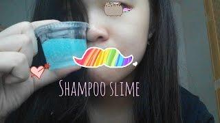 how to make shampoo slime ind easy
