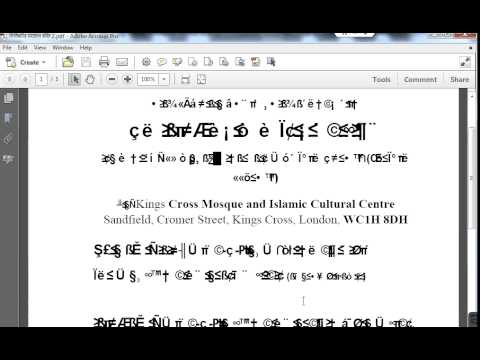 Solved: How To Embed Font In Word Document To Save As PDF