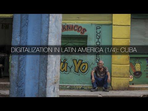 Digitalization in Latin America: Cuba