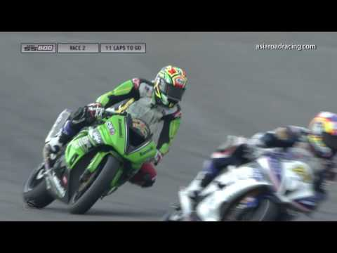 2016 ARRC Rd5 India - SuperSports 600cc Race 2 Full
