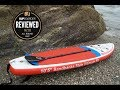 Sandbanks SUP Style 10'5'' all-round iSUP / Video review
