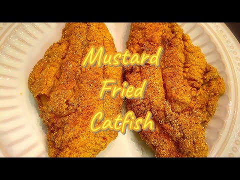 How To Make Homemade Mustard Fried Catfish: How To Fry Catfish Recipe: JB's BBQ & Guns