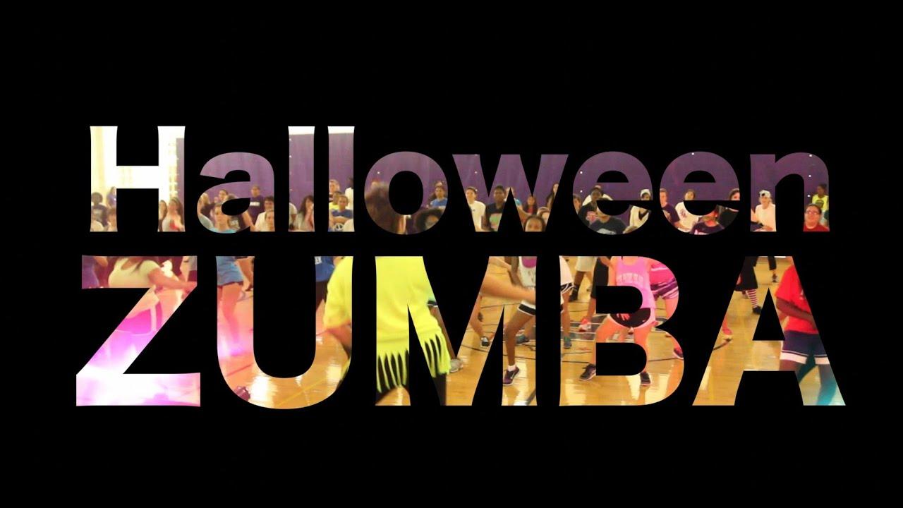 Hip Hop Halloween Zumba