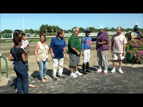 video thumbnail for MONMOUTH PARK 8-11-19 RACE 7