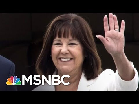 "Download Youtube: Second Lady Karen Pence Finds Donald Trump ""Totally Vile"" 