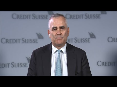 Watch CNBC's full interview with Credit Suisse CEO Thomas Gottstein