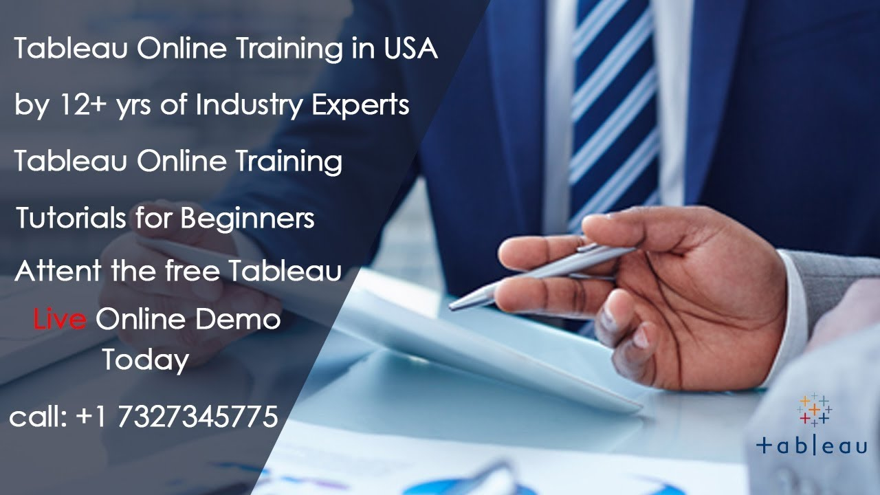 Tableau Online Training in USA | Tableau Online Certified