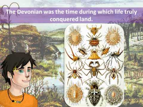 Late Devonian Times WMV