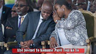 Alye Jovenel Yo Komanse Parèt Tout Tèt Yo,Sanble Martine Ap Gen Bwa Dèyè Bannan Li