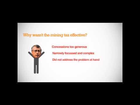 Minerals Resource Rent Tax