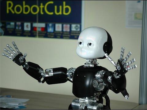 Антропоморфные роботы (1