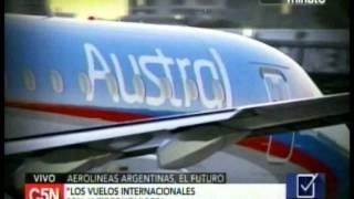 C5N - Desafio 2016: El futuro de Aerolineas Argentinas