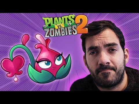 CORAZÓN FLORECIENTE ⭐️ Plants vs Zombies 2 | iTownGamePlay