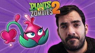 CORAZÓN FLORECIENTE ⭐️ Plants vs Zombies 2   iTownGamePlay