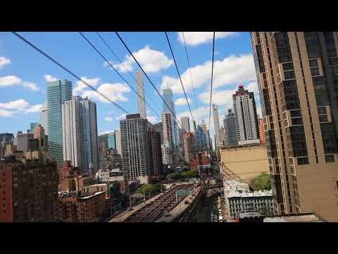 Единственная канатная дорога в Нью-Йорке!