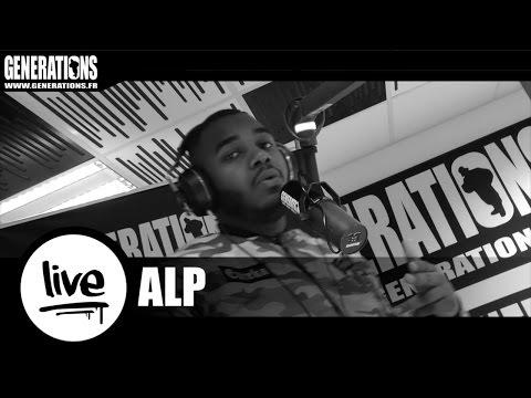 Youtube: ALP – Rien dans l'vent & Atlanta (Live des studios de Generations)