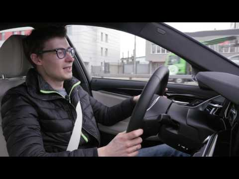 Тест драйв и обзор BMW 530d 2017 G30 АвтоВести Online
