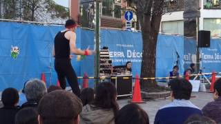 トリグヴェ ウェキンショウ 2016大道芸ワールドカップin静岡