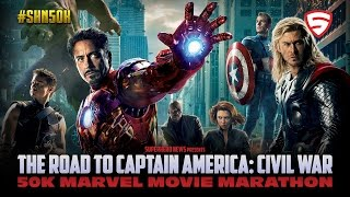 Marvel's The Avengers (2012) - Audio Commentary with Sean Gerber