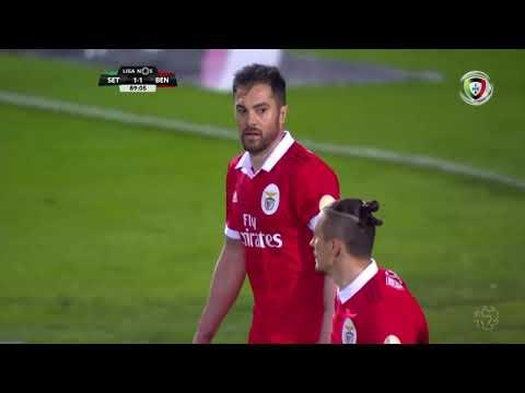 Polémica: Golo anulado ao Benfica (Setúbal - Benfica)