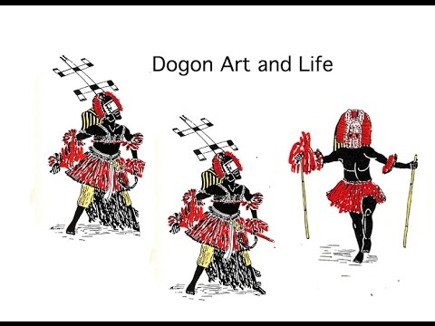 Dogon Art and Life