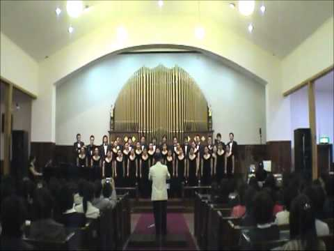 Singing Psalms, Hymns and Spiritual Songs to God/Mark Hayes/Jobel's Choir/cond. Hyodong  Sohn