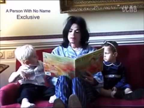 Exclusive! Michael Jackson 100% New Rare private home videos with his kids