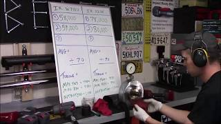 Air Impacts - VS - Cordless Impacts (Pneumatic - VS - Battery Powered)