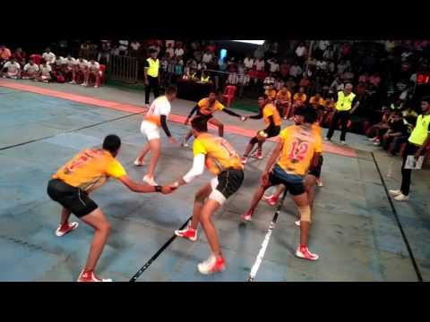 Koparkhairne Kings V/s Vashi Warriors - Navi Mumbai Kabaddi League (Match no - 11)