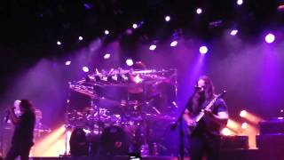 Dream Theater - Forsaken - live in Zurich 6.7.11