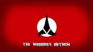 klingon warrior s anthem accoustic guitar cover
