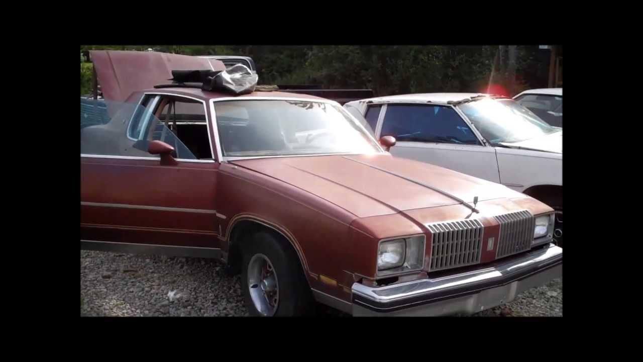 Cutlass Barn Find Scrub Down Reveal Classic G Body Garage