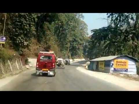 Njp to Gangtok -Awsm road trip