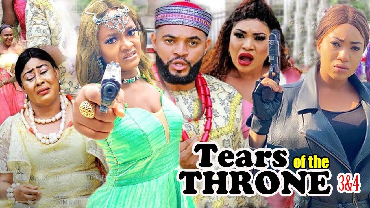 TEARS OF THE THRONE Season 3&4 [NEW MOVIE]NIGERIAN LATEST NOLLYWOOD MOVIE 2020 QUEENTH HILBERT M