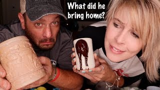 Flea Market MYSTERY Unboxing | What did he Bring Home? | Reselling