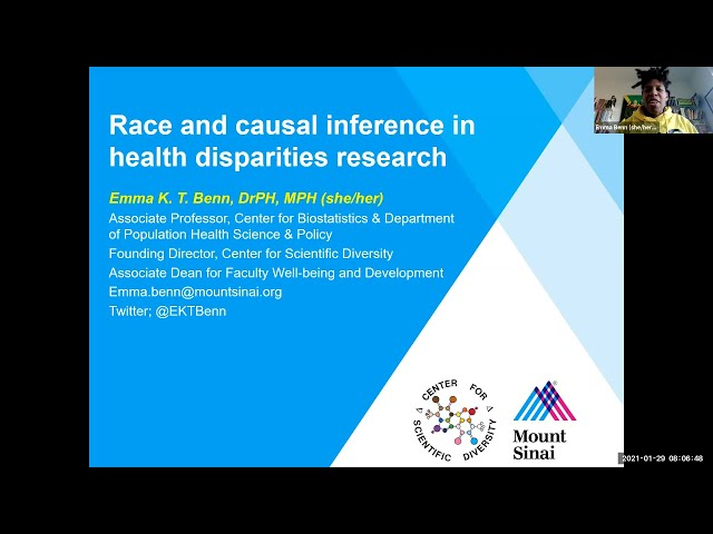 Race and Causal Inference in Health Disparities Research
